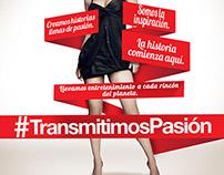 Televisa #TransmitimosPasión