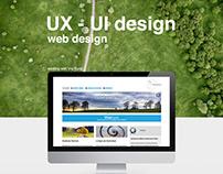 UX-UI Design viarural.es / Vía Rural Barcelona España