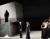 Idomeneo di Mozart- Strauss prima assoluta