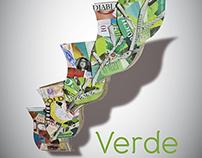 Cartel Economía Verde