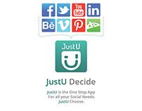 JustU    UX / UI Design
