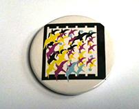 QR Code Badge Experimentation