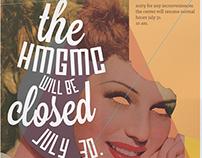 Poster Design for The HMGMC