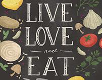 Live, Love & Eat