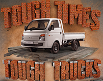 HYUNDAI - TOUGH TRUCKS