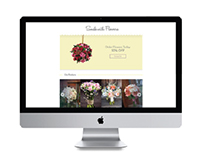 SMILE WITH FLOWERS LANDING PAGE