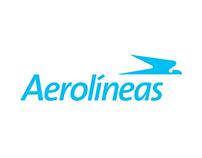 Aerolineas Argentinas Re Branding