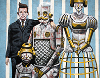 ROBOT FAMILY NJ USA