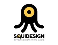 SQUIDESIGN - Design Studio