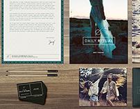 DAILY RITUAL | Logo, Branding & Identity