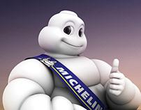 Michelin - CFL - Campagne intégrée - Cri agence