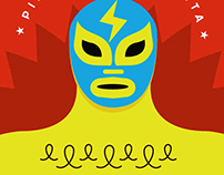 Poster / Flyer design for gig - Hastamañana