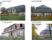 ochrona zabytków-pałac w Wierzbicy Górnej