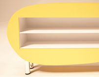 LOOPLEMON shelves