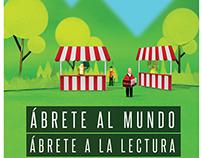 FESTIVAL DE LIBRERÍAS ARCADIA