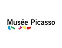 Musée Picasso / Refonte Identité
