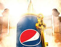 Saludo Feria Juniana San Pedro Sula - Pepsi