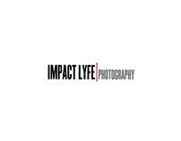 IMPACT LYFE|Photography Logo