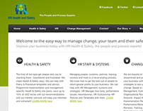 HR Health & Safety Website
