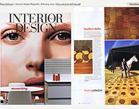 Jamie Beckwith Flooring Designs