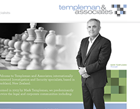Templeman & Associates, website copy
