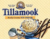 Tillamook Packaging Rebrand - Ice Cream