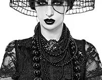 Black Lace Goth