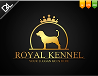 Royal Kennel Logo Template