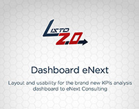 eNext Consulting - Dashboard