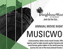 NeighbourWoods Movie Night