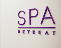 Spa Retreat Branding Project