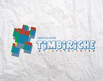 Timbiriche logo - juguetería infantil