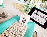 Liz & Nate's Wedding Stationery