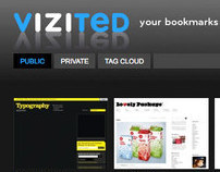 Vizited - your bookmarks made izi