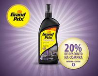 Protetor UV Grand Prix [concept]