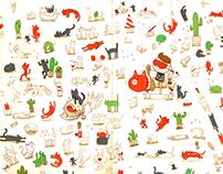 Thomas&Ronni ep.1 - CAT MASK