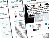 Launch Angels | Wordpress Development