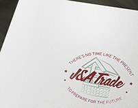 Logo Design J&A Trade