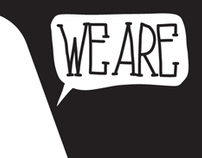 WE ARE: Branding