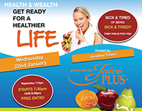 Juice Plus+ Online Flyers