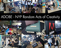 Adobe - NYP Random Acts of Creativity