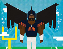 Sport Editorial Illustrations