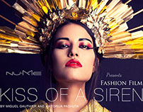 Kiss of A Siren by NuMe Fashion Film