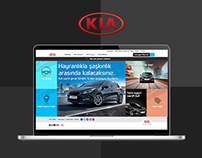 KIA Turkey Official Web Site