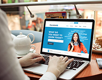 Coursebookr Website Design