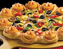 PizzaHut Mobile UI