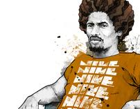 NIKE // Keith Francis Shirt