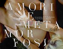 AFFICHE •Amori e Metamorfosi