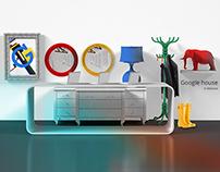 Google Dom event