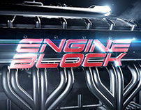 FOX SPORTS Engine Block